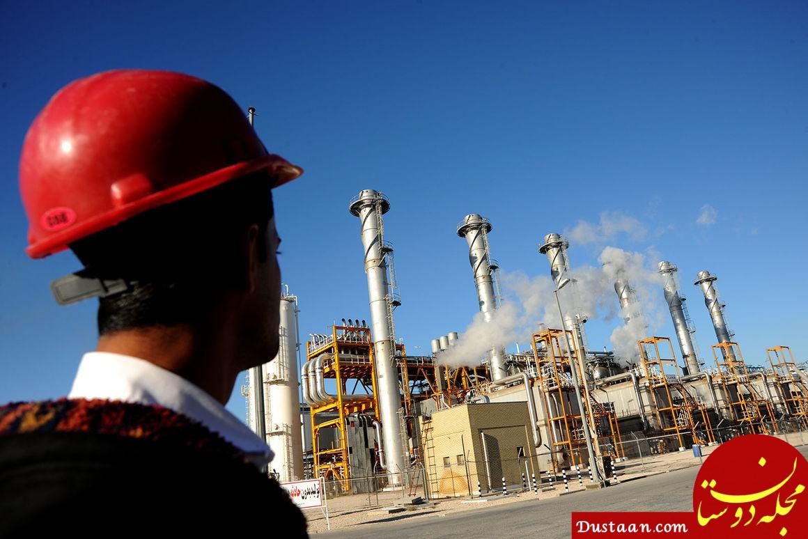 www.dustaan.com رویترز: صادرات نفت ایران به نیم میلیون بشکه در روز رسید