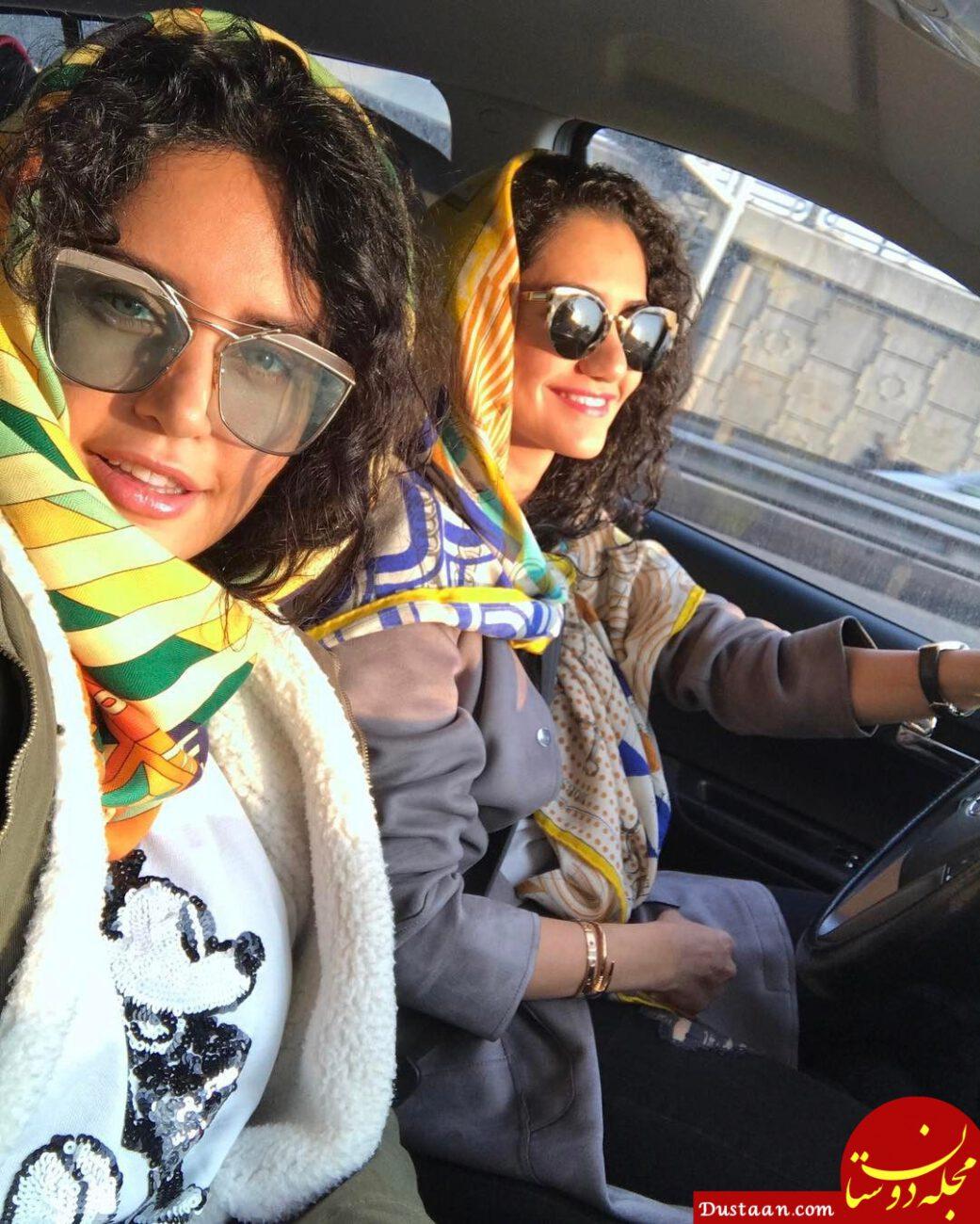 www.dustaan.com بیوگرافی و عکس های جذاب الناز شاکردوست