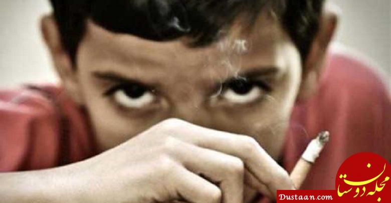 www.dustaan.com گزارش تکان دهنده روزنامه ایران از اعتیاد کودکان در بومهن