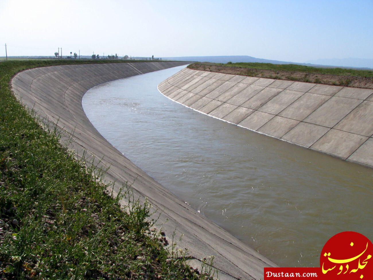 www.dustaan.com ۴ کشته در سقوط پژو به کانال آب مازندران