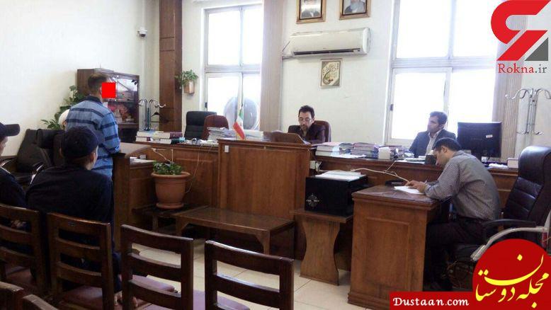 www.dustaan.com بلای پلید بر سر نسرین بعد از طلاق در خانه تنهایی! +عکس