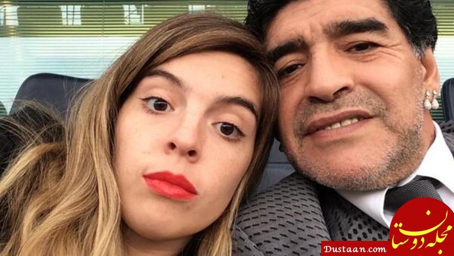www.dustaan.com مارادونا بازداشت شد! +عکس