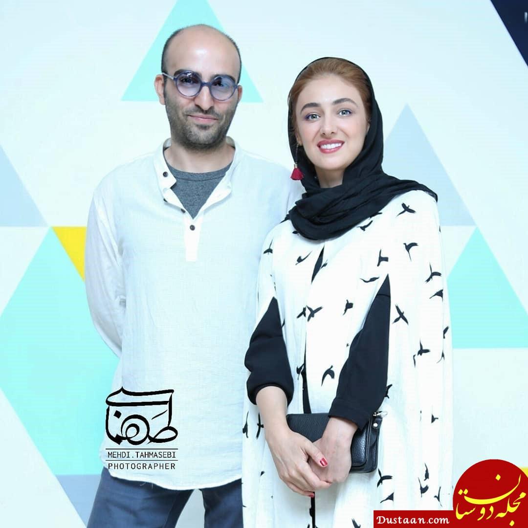www.dustaan.com بیوگرافی و عکس های جذاب ویدا جوان و همسرش ایلا تهرانی