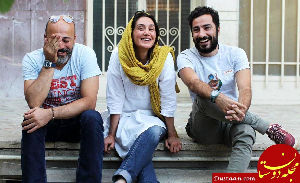 www.dustaan.com بیوگرافی و عکس های جذاب هدیه تهرانی
