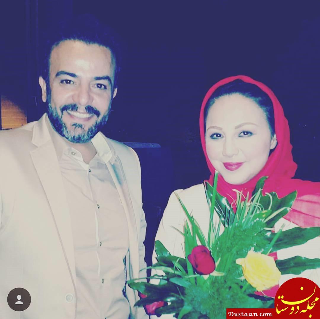 www.dustaan.com بیوگرافی و عکس های جذاب بهنوش بختیاری و همسرش محمدرضا آرین