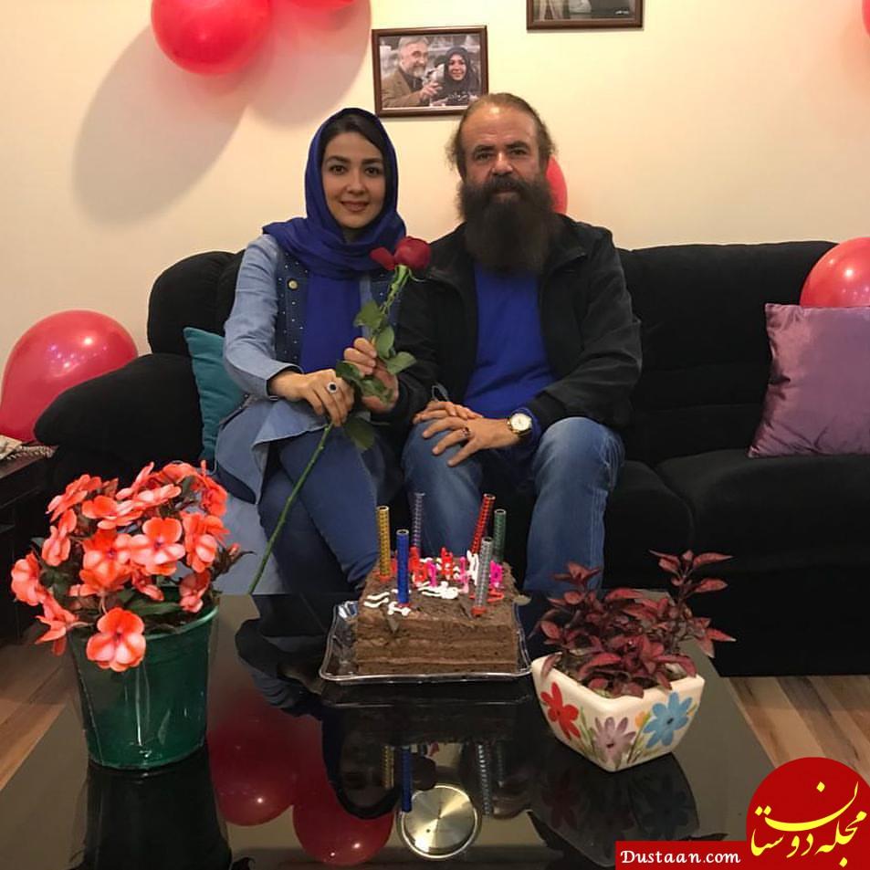 www.dustaan.com بیوگرافی و عکس های دیدنی سارا صوفیانی و همسرش، امیرحسین شریفی