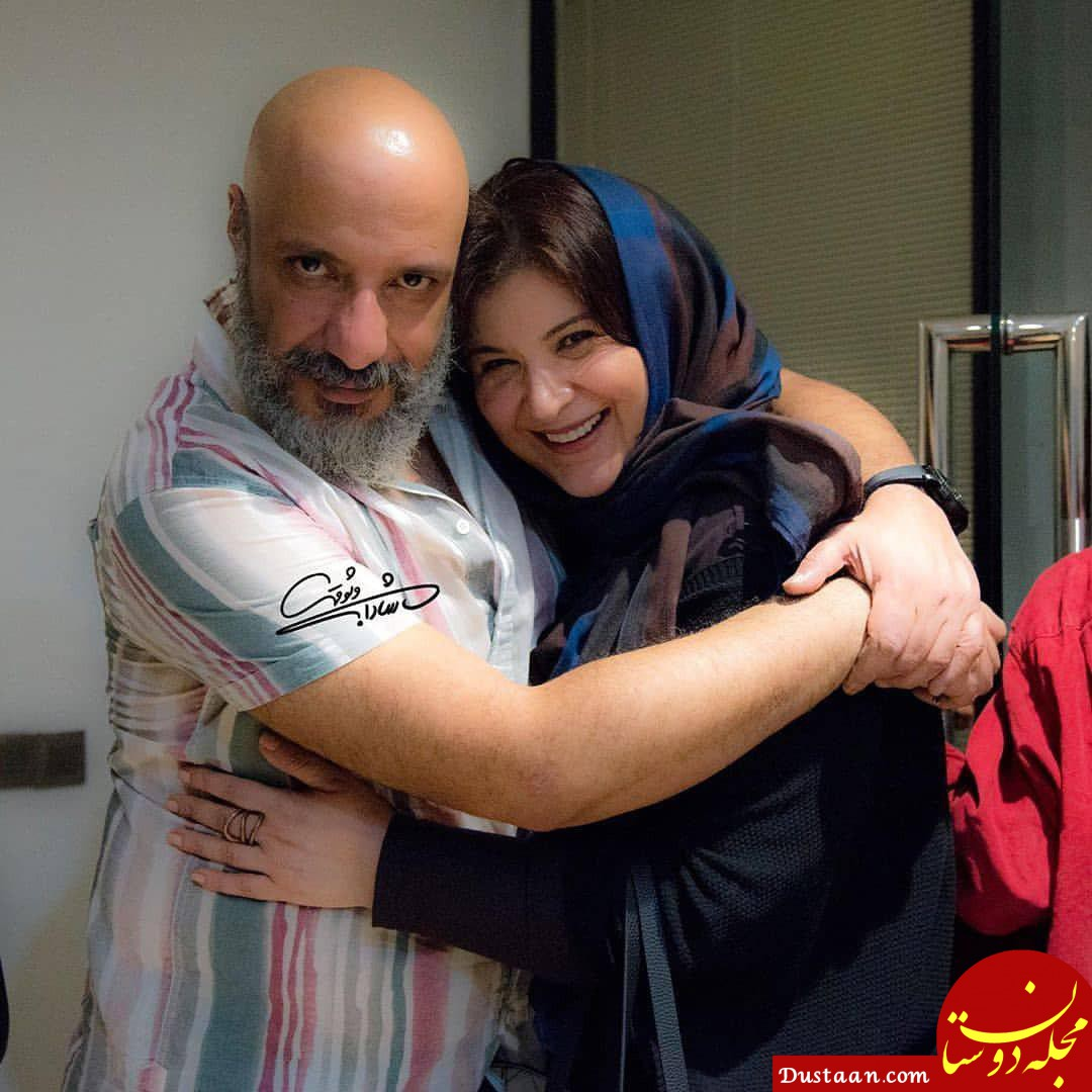 www.dustaan.com بیوگرافی و عکس های دیدنی امیر جعفری ، ریما رامین فر و پسرشان