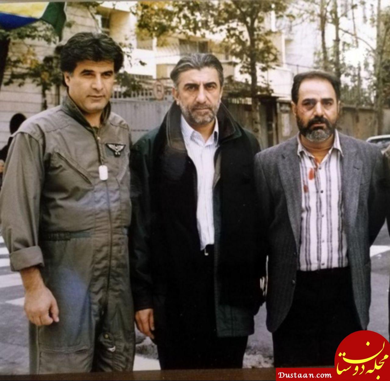 www.dustaan.com کاپیتان اسماعیل وحید درگذشت +عکس