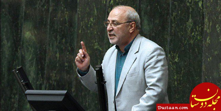 www.dustaan.com جنجال حاجی دلیگانی در مجلس