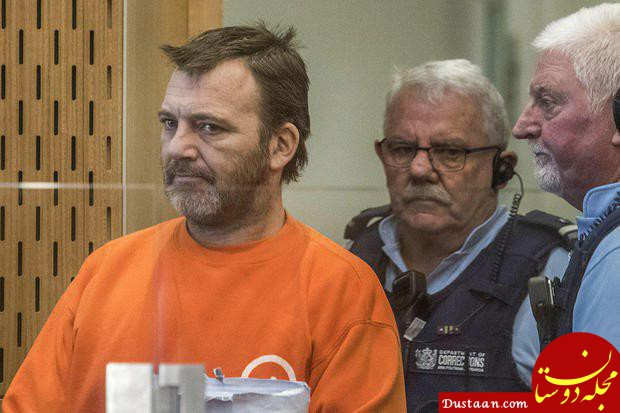 www.dustaan.com 21 ماه زندان برای منتشر کننده ویدئوی کشتار مسلمانان نیوزیلند
