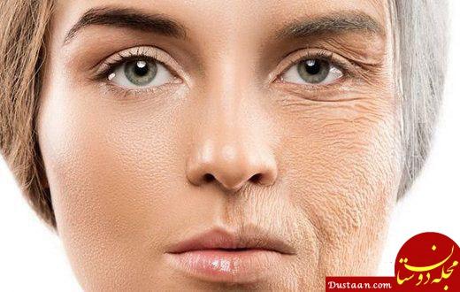 www.dustaan.com چرا زنها زودتر از مردها پیر می شوند؟!