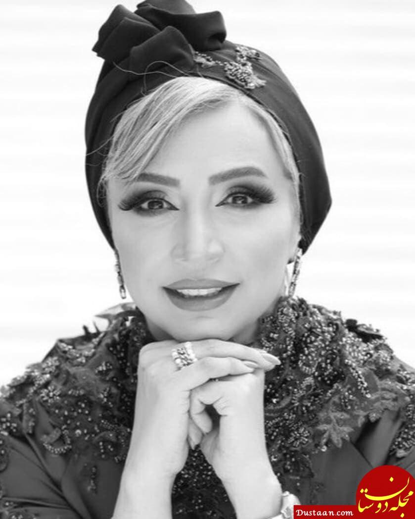 www.dustaan.com عکس های دیدنی شبنم قلی خانی با میکاپی زیبا