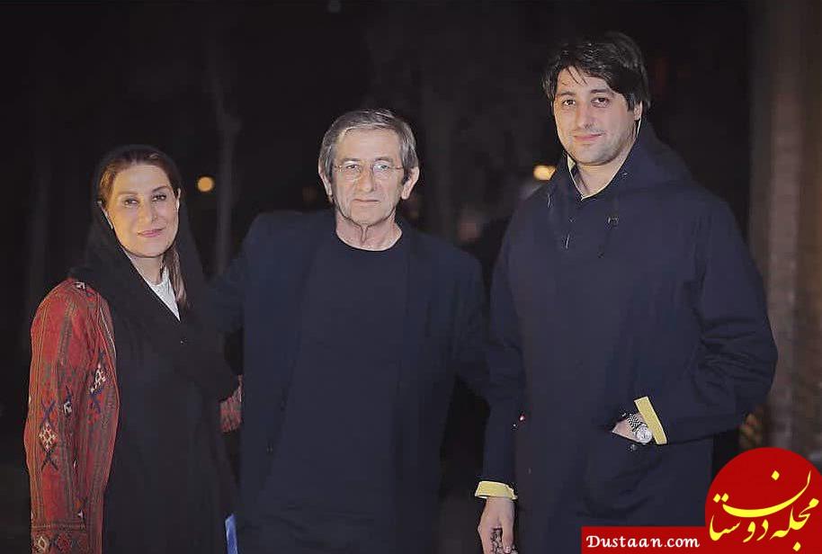 بیوگرافی و عکس های دیدنی فاطمه معتمدآریا ، همسرش احمد حامد و پسرش نریمان