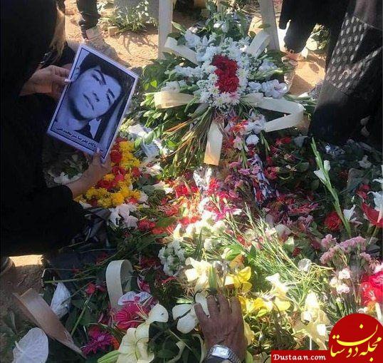 www.dustaan.com مادر علیرضا شیرمحمدعلی :صدایم را به گوش آقای رئیسی برسانید که خونخواه فرزندم هستم