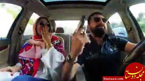 www.dustaan.com شایعاتی شنیدنی درباره اسلحه محسن افشانی