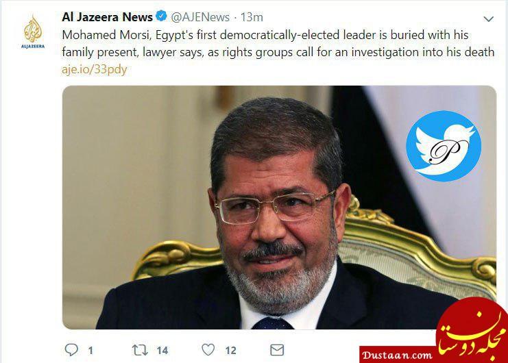 www.dustaan.com چرا محمد مرسی را خیلی سریع دفن کردند؟