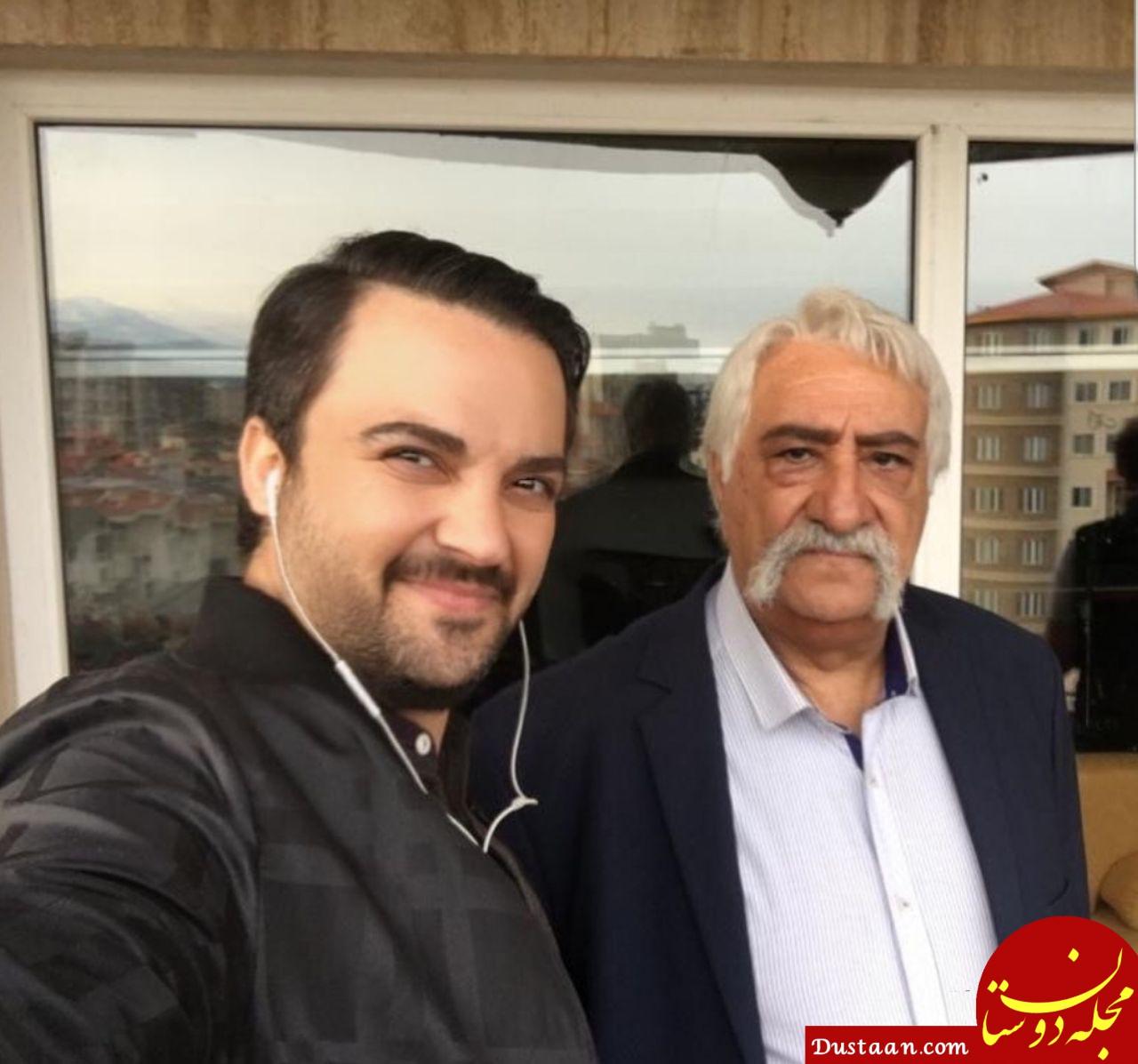 بیوگرافی و عکس های جذاب مهدی سلوکی و همسرش