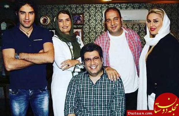 بیوگرافی و عکس های جذاب رضا رشیدپور و همسرش نغمه مهرپاک