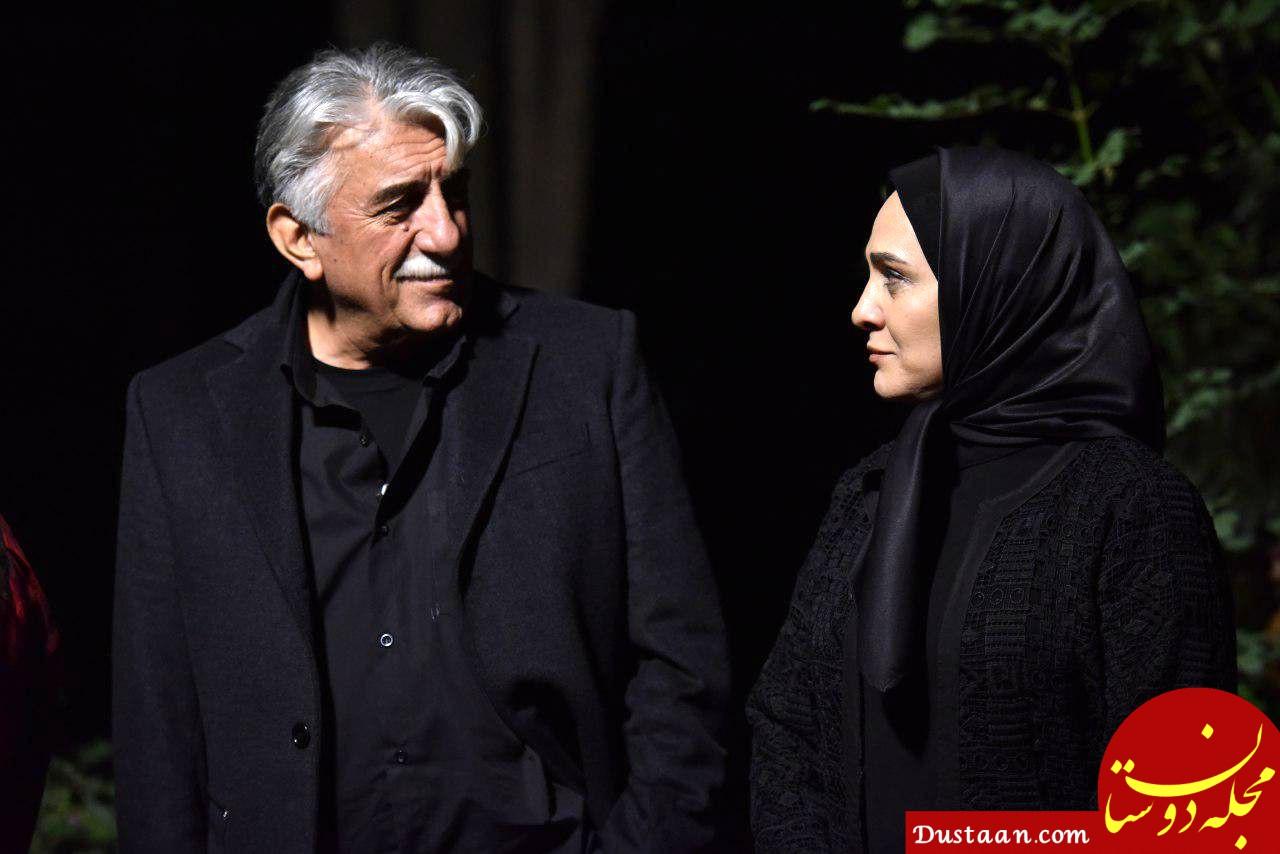 www.dustaan.com خلاصه داستان و بازیگران سریال عروس تاریکی +زمان پخش و عکس های پشت صحنه