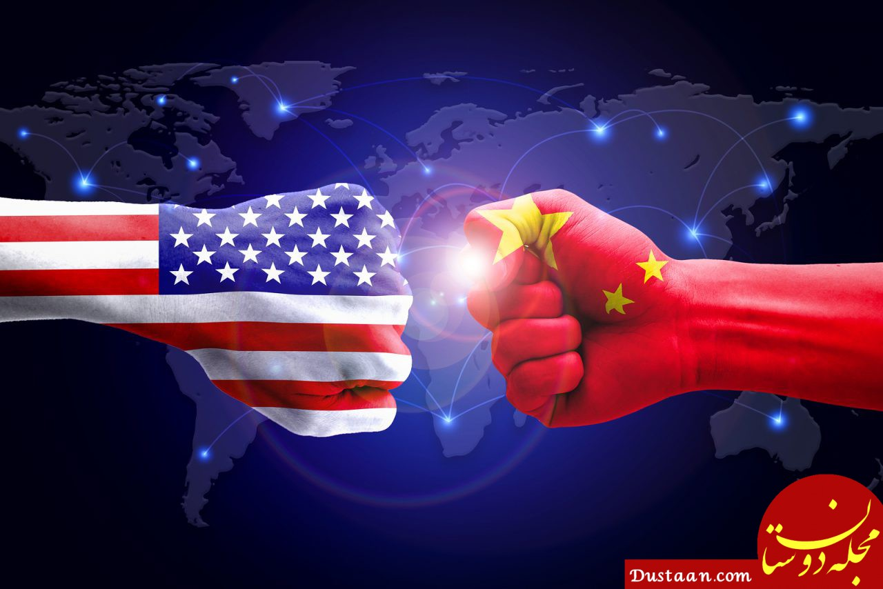 www.dustaan.com جنگ تجاری آمریکا با چین به نفع کدام کشورها شده است؟