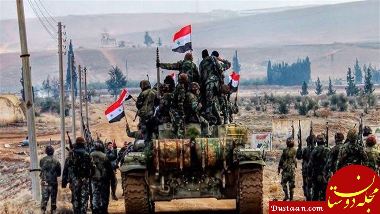www.dustaan.com پاتک ارتش سوریه به گروه تروریستی تحریرالشام
