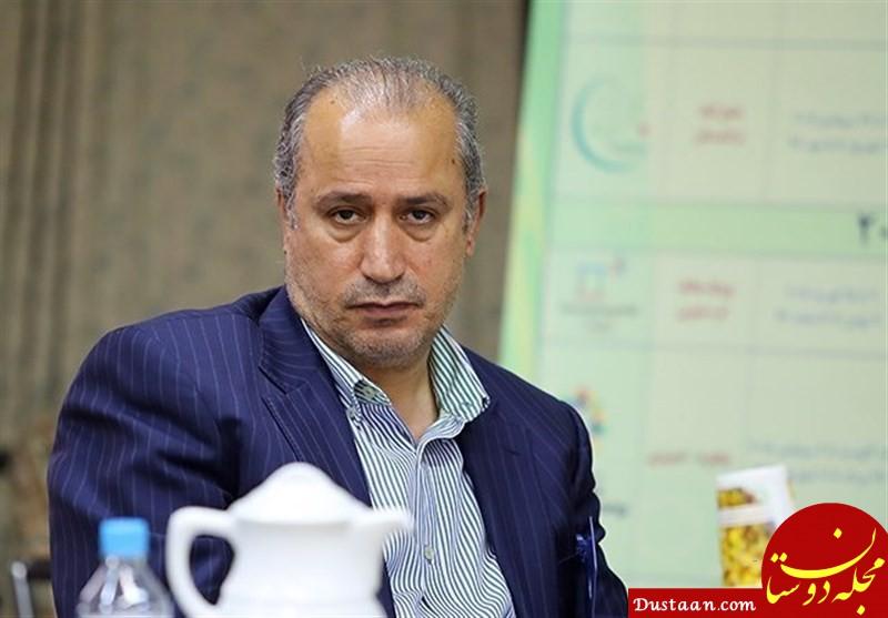 www.dustaan.com حمله تاج به قاضی زاده هاشمی