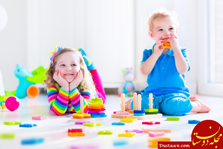 www.dustaan.com چه نوع اسباب بازی برای کودکم بخرم؟