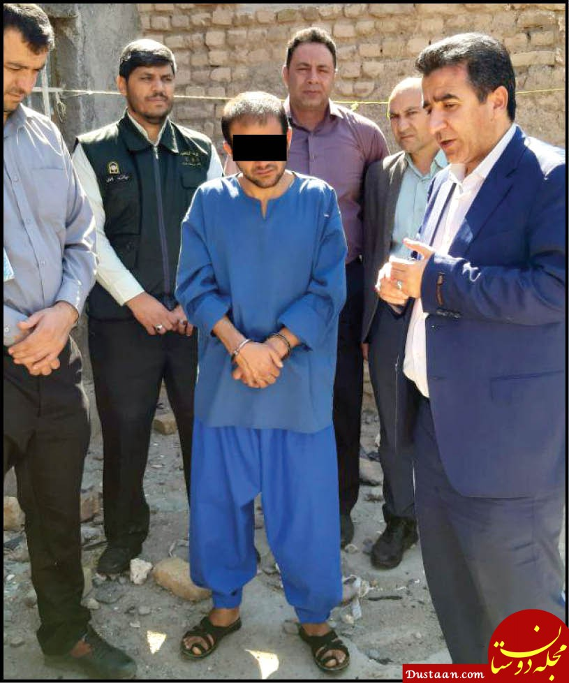 www.dustaan.com اعترافات هولناک قاتل سریالی +تصاویر