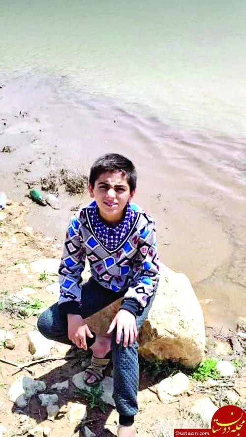 www.dustaan.com پسر ۱۱ ساله فسایی جاودانه شد +عکس