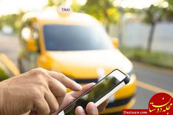 www.dustaan.com آزار دو دختر دانش آموز در تاکسی اینترنتی