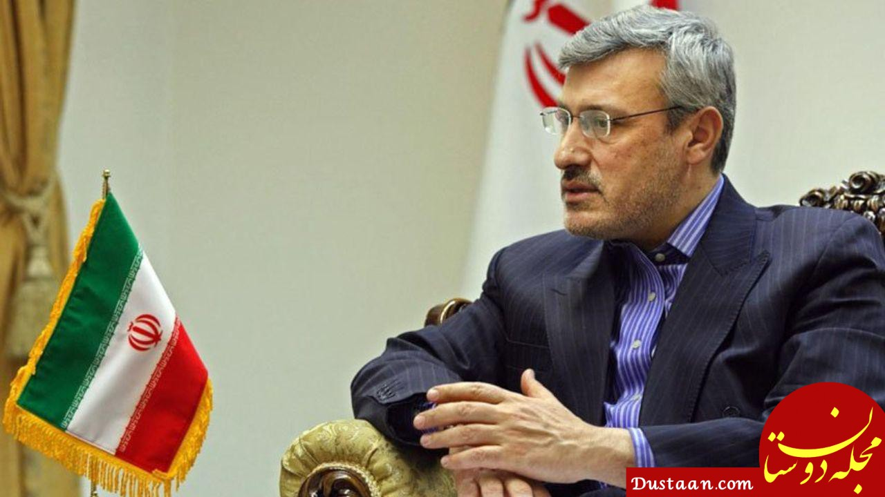 www.dustaan.com سفیر ایران در انگلیس: عامل حادثه دریای عمان کسانی هستند که از جنگ و تنش نفع میبرند