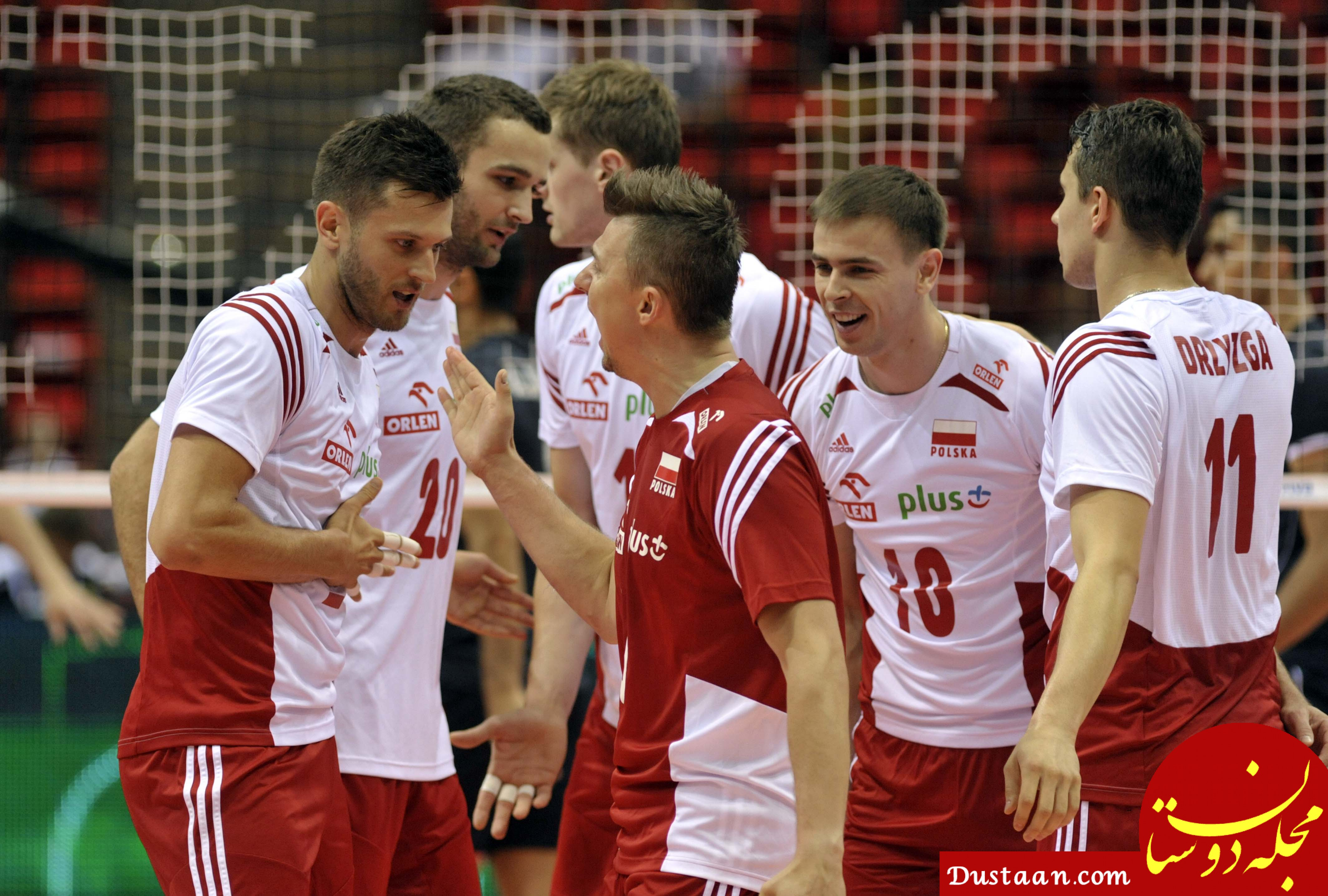 www.dustaan.com شکایت فدراسیون والیبال لهستان از ایران به FIVB