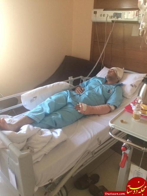 www.dustaan.com روایت آقای شهردار از ماجرای حمله به مامور وظیفه شناس