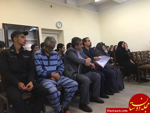 www.dustaan.com زنی که مردان ثروتمند را بیهوش می کرد اعدام شد +عکس