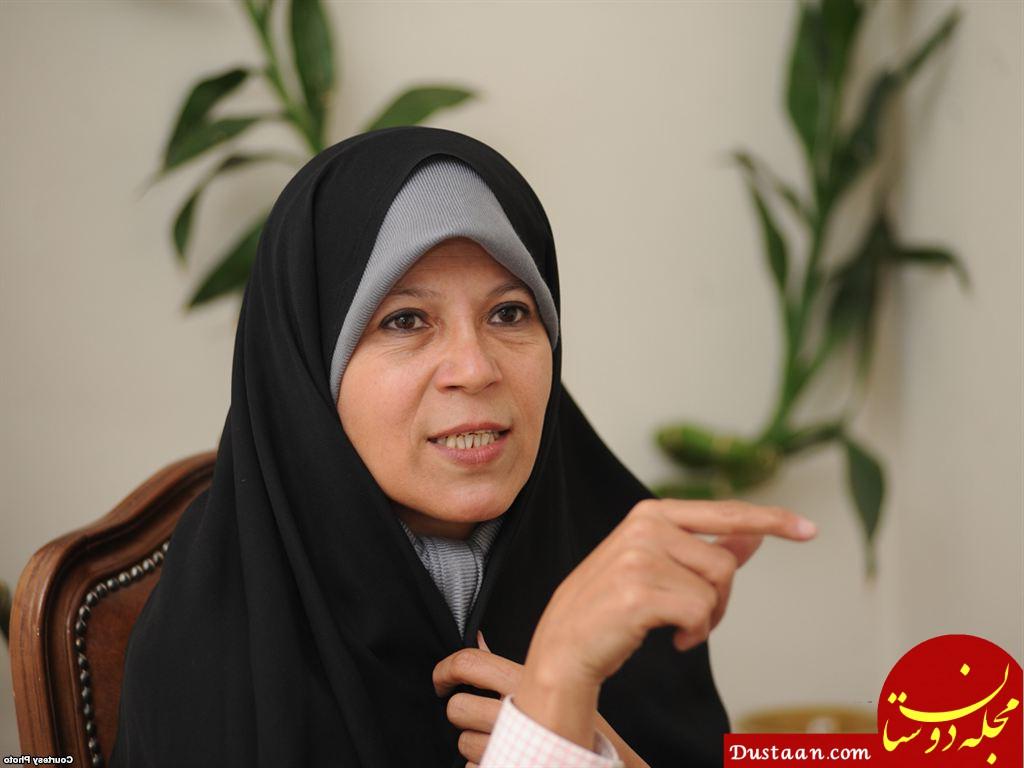www.dustaan.com خاطره فائزه هاشمی از روزهای زندان