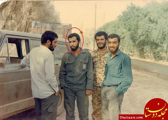 www.dustaan.com درباره شهید سرلشکر علی هاشمی فرمانده قرارگاه فوق سری نصرت