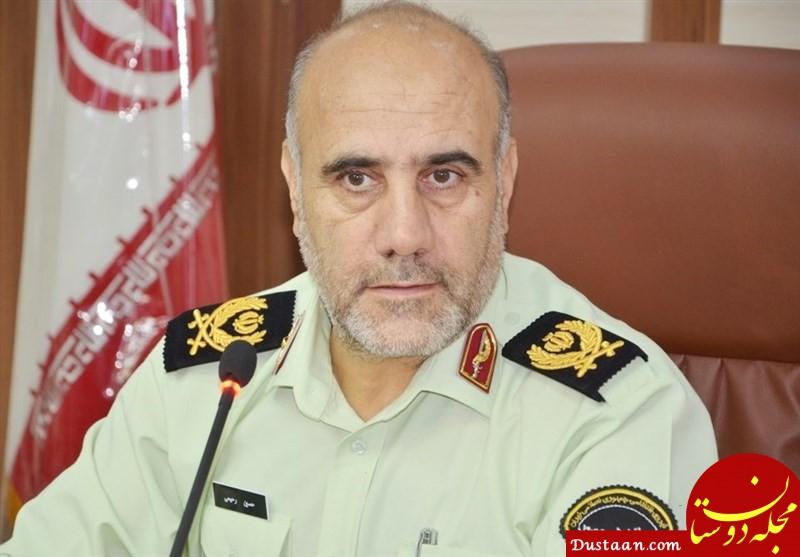 www.dustaan.com رئیس پلیس پایتخت دستور بازداشت ۲ مأمور در حادثه پارک پلیس را متوقف کرد
