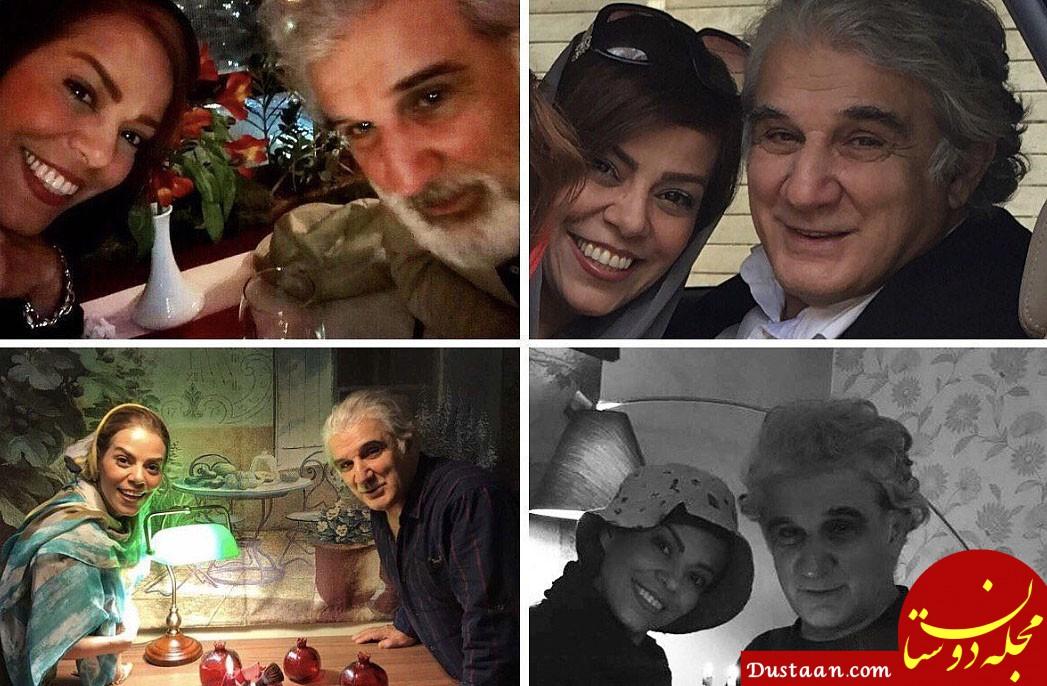 حواشی ازدواج دوم مهدی هاشمی + بیوگرافی همسر اول و دوم