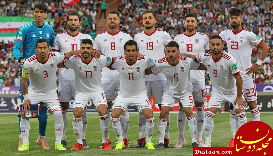 www.dustaan.com سقوط ایران در رنکینگ فیفا