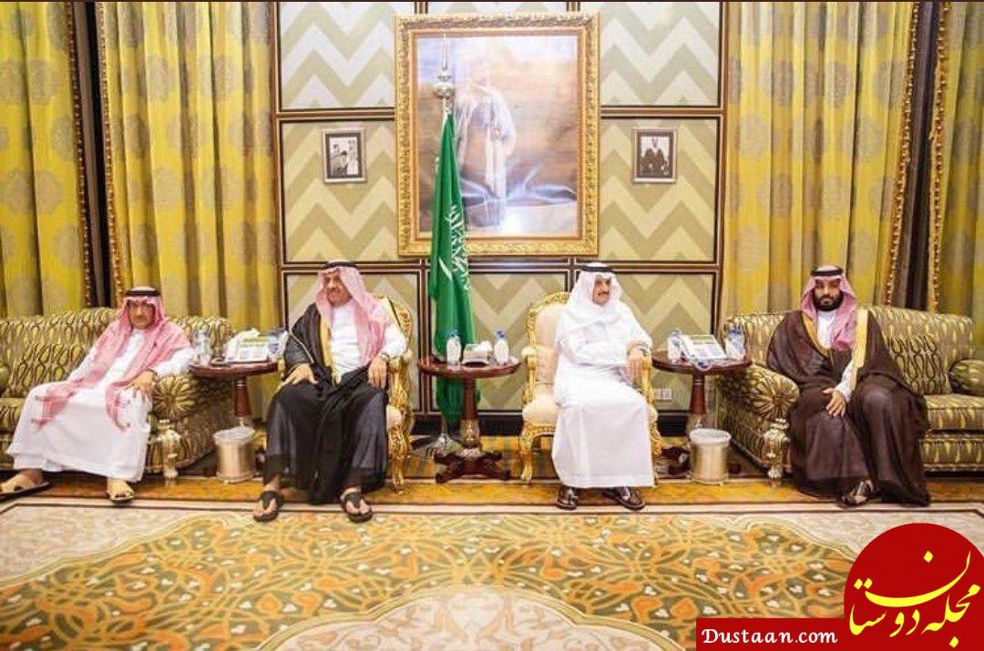 www.dustaan.com تنش عموزاده های سعودی