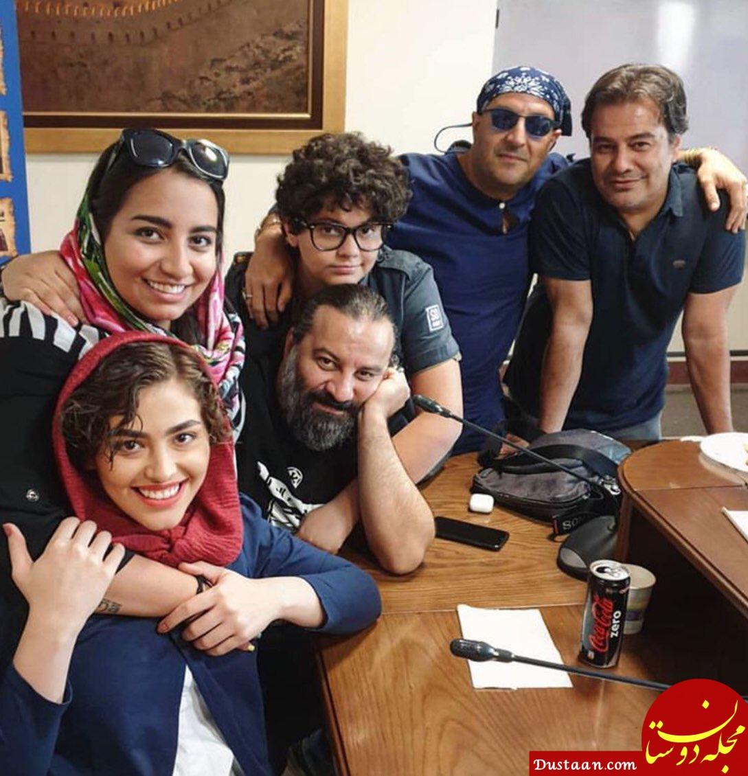 www.dustaan.com قاسمخانی ها در پشت صحنه فیلم سینمایی «خوب، بد، جلف ۲»