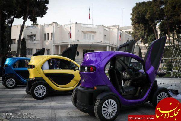 اولین خودروهای برقی ایرانی وارد خیابان ها می شود