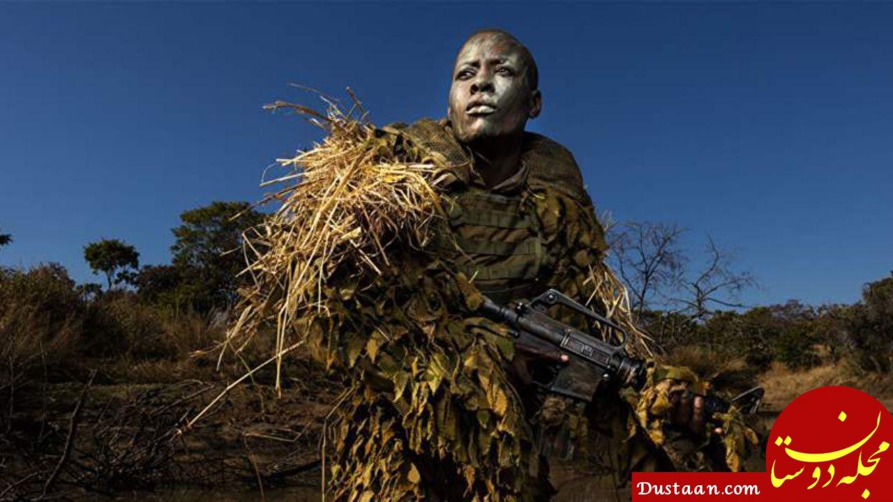 www.dustaan.com برنامه دختران مدافع محیط زیست برای مبارزه با شکارچیان غیرقانونی چیست؟