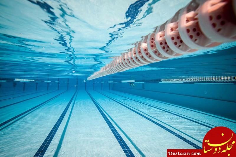 www.dustaan.com زنان باردار با مراقبت شنا کنند