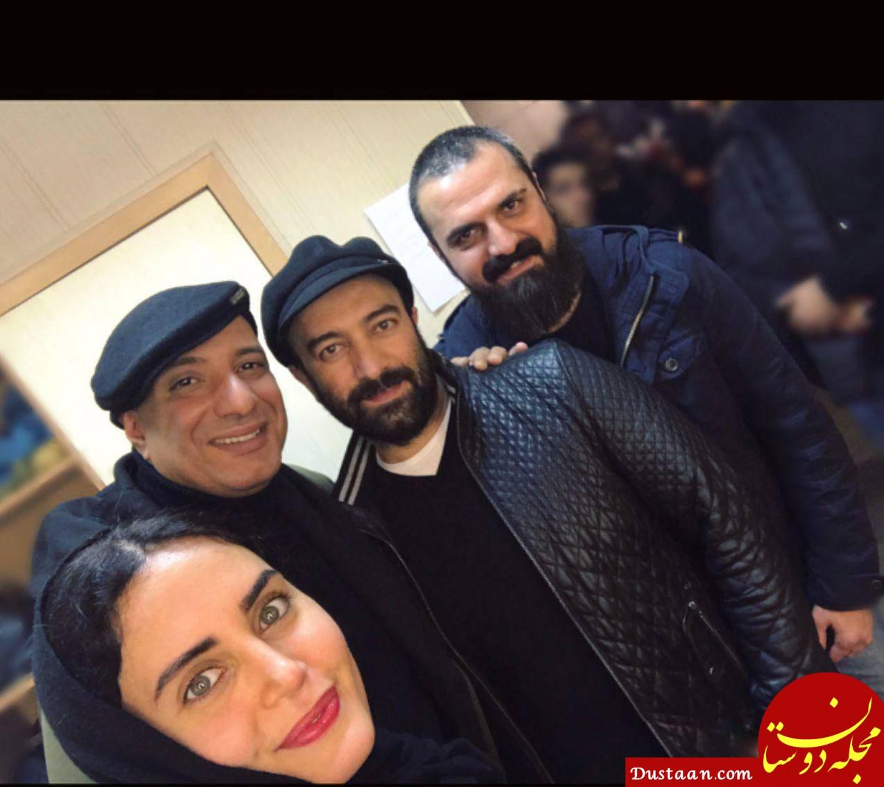 بیوگرافی و عکس های دیدنی مجید صالحی ، همسر و فرزندانش حنا و آروین