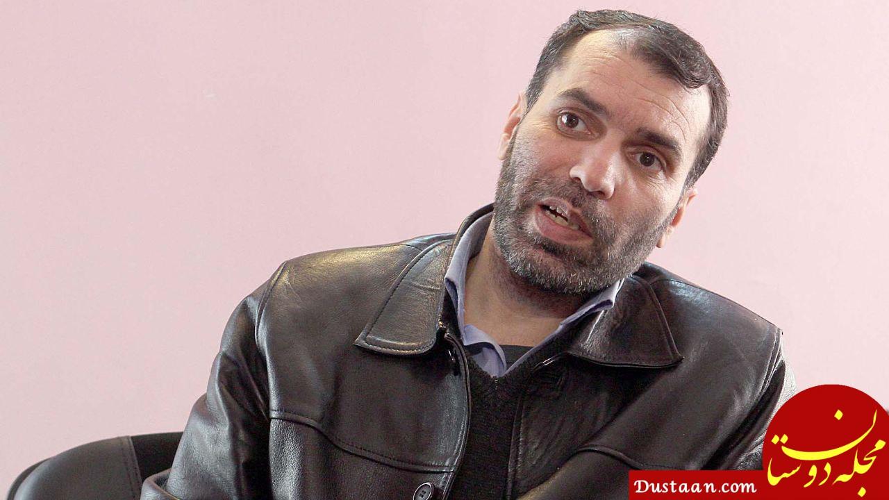 www.dustaan.com ده نمکی: می دانم کدام کارگردان با «میترا استاد» رابطه داشته اما نمی گویم