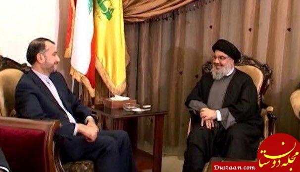 www.dustaan.com نصرالله: آمریکا قادر به تحمیل جنگ نظامی علیه ایران نیست