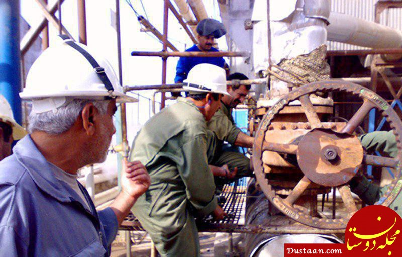 www.dustaan.com ادعای روزنامه فرهیختگان: میانگین حقوق کارمندان نفت ۱۵میلیون!