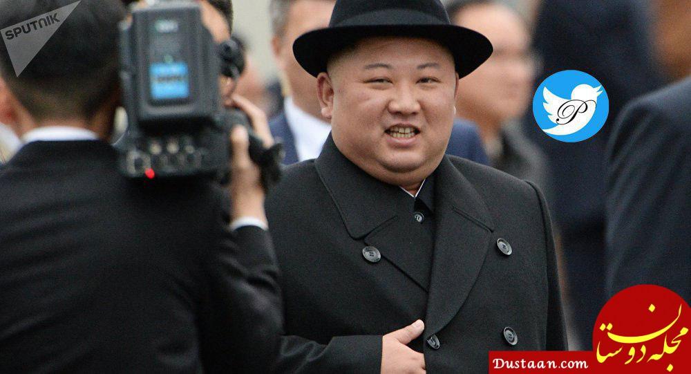 www.dustaan.com چرت زدن رهبر کره شمالی جنجالی شد