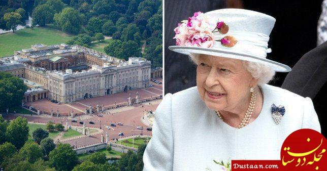 www.dustaan.com بزرگ ترین گاف امنیتی کاخ سلطنتی انگلیس در چهار دهه اخیر